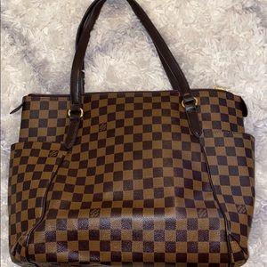 Louis Vuitton monagram